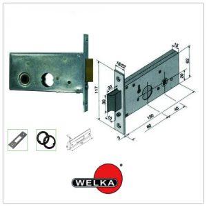serrature welka 123 60