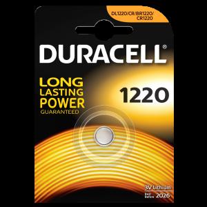 Pila Duracell 1220