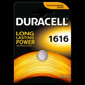 Pila Duracell 1616