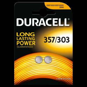 Pila Duracell 357