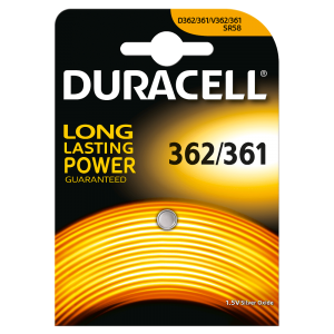 Pila Duracell 362