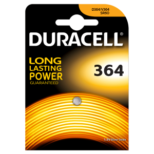 Pila Duracell 364