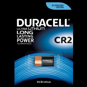 Pila Duracell CR2