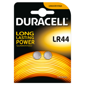 Pila Duracell LR44